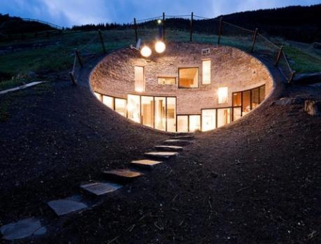 Swiss Underground Home